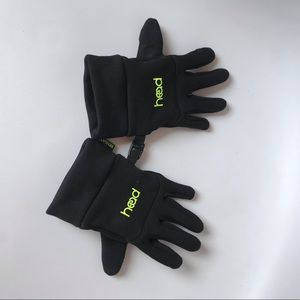 Head Kids Touchscreen Gloves - boys small